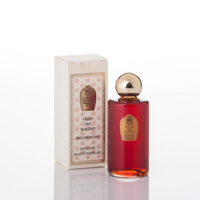 Olio da bagno melograno 60 ml floris reggio emilia - Olio bagno bionike ...